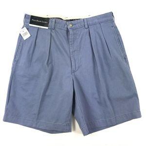 NWT POLO Ralph Lauren Tyler Regatta Shorts Sz 35
